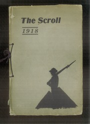 1918 Edition, Boone High School - Scroll Yearbook (Boone, IA)