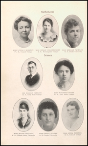 Page 14, 1919 Edition, Boone High School - Scroll Yearbook (Boone, IA) online yearbook collection