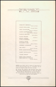 Page 10, 1922 Edition, Boone High School - Scroll Yearbook (Boone, IA) online yearbook collection