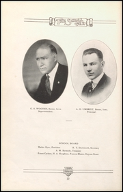 Page 16, 1922 Edition, Boone High School - Scroll Yearbook (Boone, IA) online yearbook collection