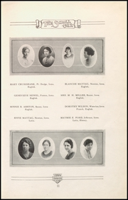 Page 17, 1922 Edition, Boone High School - Scroll Yearbook (Boone, IA) online yearbook collection