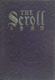 Page 1, 1923 Edition, Boone High School - Scroll Yearbook (Boone, IA) online yearbook collection