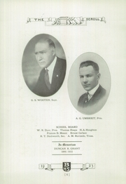 Page 12, 1923 Edition, Boone High School - Scroll Yearbook (Boone, IA) online yearbook collection