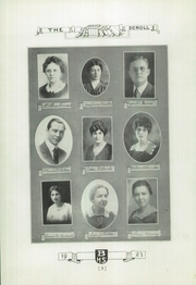 Page 14, 1923 Edition, Boone High School - Scroll Yearbook (Boone, IA) online yearbook collection