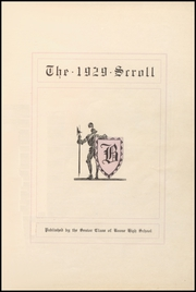 Page 5, 1929 Edition, Boone High School - Scroll Yearbook (Boone, IA) online yearbook collection