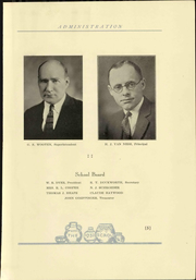 Page 11, 1932 Edition, Boone High School - Scroll Yearbook (Boone, IA) online yearbook collection