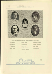 Page 15, 1932 Edition, Boone High School - Scroll Yearbook (Boone, IA) online yearbook collection