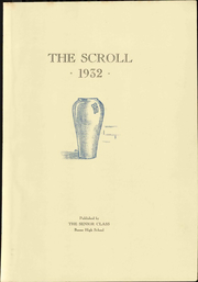 Page 5, 1932 Edition, Boone High School - Scroll Yearbook (Boone, IA) online yearbook collection