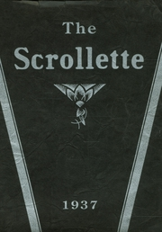 Page 1, 1937 Edition, Boone High School - Scroll Yearbook (Boone, IA) online yearbook collection