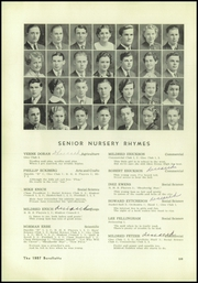 Page 12, 1937 Edition, Boone High School - Scroll Yearbook (Boone, IA) online yearbook collection