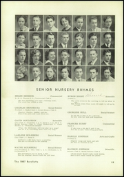 Page 14, 1937 Edition, Boone High School - Scroll Yearbook (Boone, IA) online yearbook collection