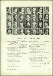 Page 16, 1937 Edition, Boone High School - Scroll Yearbook (Boone, IA) online yearbook collection