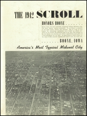 Page 3, 1942 Edition, Boone High School - Scroll Yearbook (Boone, IA) online yearbook collection