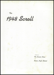 Page 5, 1948 Edition, Boone High School - Scroll Yearbook (Boone, IA) online yearbook collection