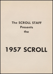 Page 5, 1957 Edition, Boone High School - Scroll Yearbook (Boone, IA) online yearbook collection