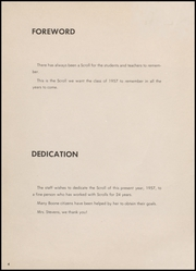 Page 8, 1957 Edition, Boone High School - Scroll Yearbook (Boone, IA) online yearbook collection