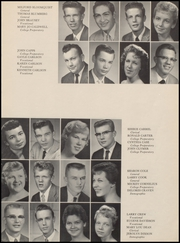 Page 13, 1960 Edition, Boone High School - Scroll Yearbook (Boone, IA) online yearbook collection