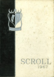 1967 Edition, Boone High School - Scroll Yearbook (Boone, IA)