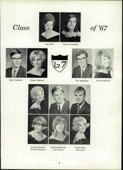 Page 13, 1967 Edition, Boone High School - Scroll Yearbook (Boone, IA) online yearbook collection