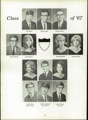 Page 14, 1967 Edition, Boone High School - Scroll Yearbook (Boone, IA) online yearbook collection