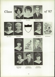 Page 16, 1967 Edition, Boone High School - Scroll Yearbook (Boone, IA) online yearbook collection