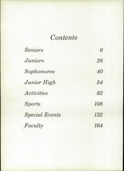 Page 8, 1967 Edition, Boone High School - Scroll Yearbook (Boone, IA) online yearbook collection