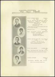 Page 16, 1916 Edition, George Washington High School - Monument Yearbook (Cedar Rapids, IA) online yearbook collection