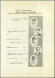 Page 17, 1916 Edition, George Washington High School - Monument Yearbook (Cedar Rapids, IA) online yearbook collection