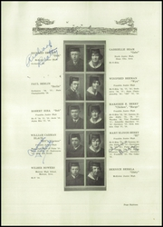 Page 22, 1928 Edition, George Washington High School - Monument Yearbook (Cedar Rapids, IA) online yearbook collection