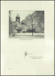 Page 9, 1928 Edition, George Washington High School - Monument Yearbook (Cedar Rapids, IA) online yearbook collection