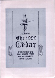 Page 11, 1929 Edition, George Washington High School - Monument Yearbook (Cedar Rapids, IA) online yearbook collection