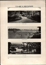 Page 14, 1929 Edition, George Washington High School - Monument Yearbook (Cedar Rapids, IA) online yearbook collection