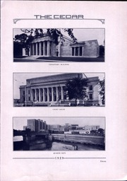 Page 15, 1929 Edition, George Washington High School - Monument Yearbook (Cedar Rapids, IA) online yearbook collection