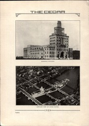 Page 16, 1929 Edition, George Washington High School - Monument Yearbook (Cedar Rapids, IA) online yearbook collection