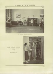 Page 11, 1932 Edition, George Washington High School - Monument Yearbook (Cedar Rapids, IA) online yearbook collection
