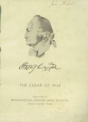 Page 3, 1932 Edition, George Washington High School - Monument Yearbook (Cedar Rapids, IA) online yearbook collection
