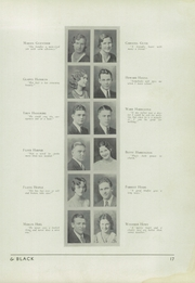 Page 13, 1932 Edition, East High School - Trojan Yearbook (Waterloo, IA) online yearbook collection