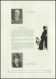 Page 14, 1933 Edition, East High School - Trojan Yearbook (Waterloo, IA) online yearbook collection