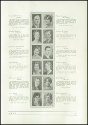 Page 17, 1933 Edition, East High School - Trojan Yearbook (Waterloo, IA) online yearbook collection
