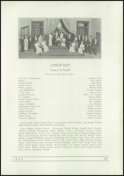 Page 55, 1933 Edition, East High School - Trojan Yearbook (Waterloo, IA) online yearbook collection