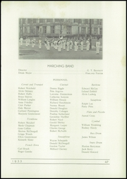 Page 59, 1933 Edition, East High School - Trojan Yearbook (Waterloo, IA) online yearbook collection