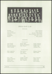 Page 61, 1933 Edition, East High School - Trojan Yearbook (Waterloo, IA) online yearbook collection