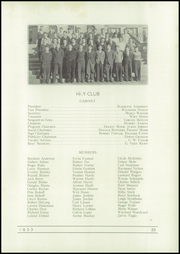 Page 69, 1933 Edition, East High School - Trojan Yearbook (Waterloo, IA) online yearbook collection