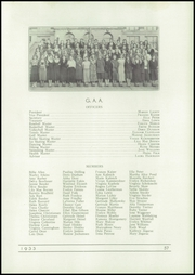 Page 71, 1933 Edition, East High School - Trojan Yearbook (Waterloo, IA) online yearbook collection