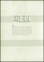 Page 8, 1933 Edition, East High School - Trojan Yearbook (Waterloo, IA) online yearbook collection