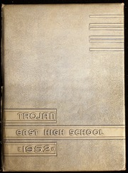 East High School - Trojan Yearbook (Waterloo, IA) online yearbook collection, 1952 Edition, Page 1