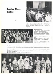 Page 14, 1955 Edition, East High School - Trojan Yearbook (Waterloo, IA) online yearbook collection