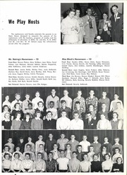 Page 15, 1955 Edition, East High School - Trojan Yearbook (Waterloo, IA) online yearbook collection