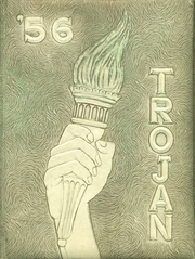 East High School - Trojan Yearbook (Waterloo, IA) online yearbook collection, 1956 Edition, Page 1