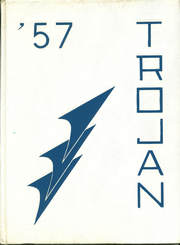 Page 1, 1957 Edition, East High School - Trojan Yearbook (Waterloo, IA) online yearbook collection